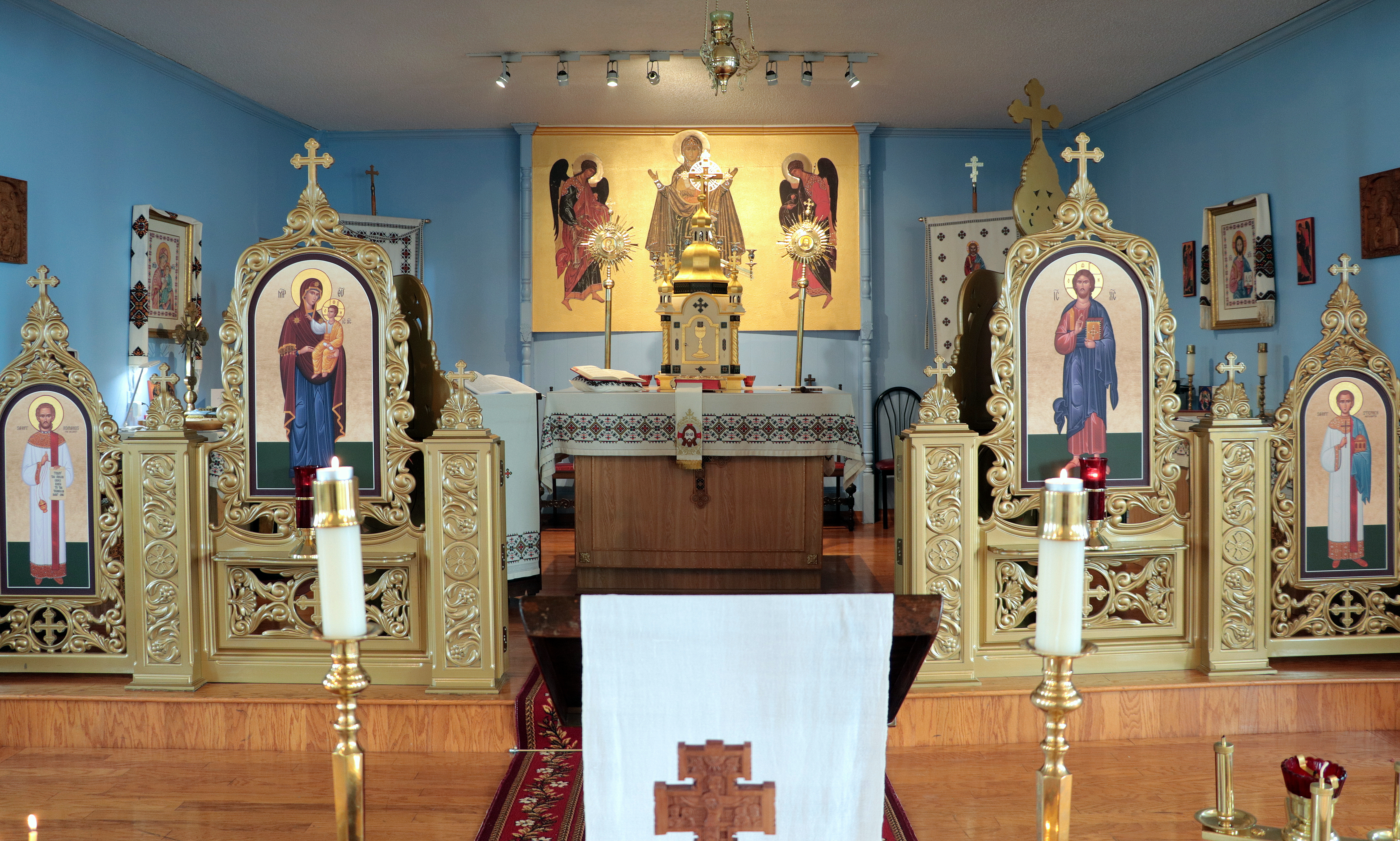 St Mary Protectress Ukrainian Catholic Church